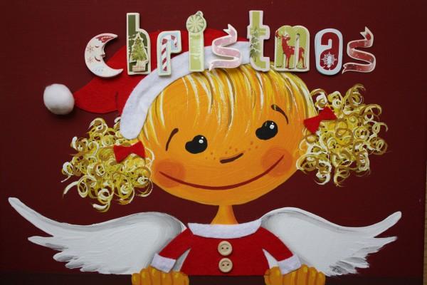 Christmas - auch als POSTKARTE