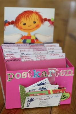 Bilder, die es als Postkarten gibt sind gekennzeichnet!